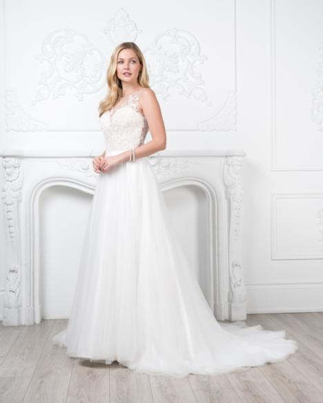 gown from the 2019 Romantic Bridals collection, as seen on Bride.Canada