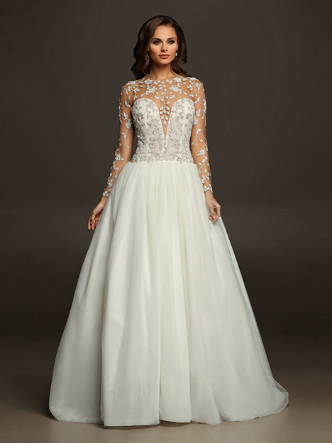 ANALISE gown from the 2019 Victor Harper collection, as seen on Bride.Canada