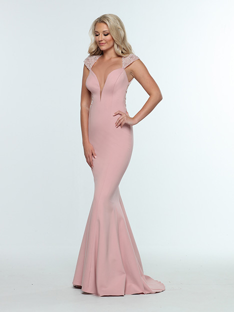 31341 gown from the 2019 Zoey Grey collection, as seen on Bride.Canada