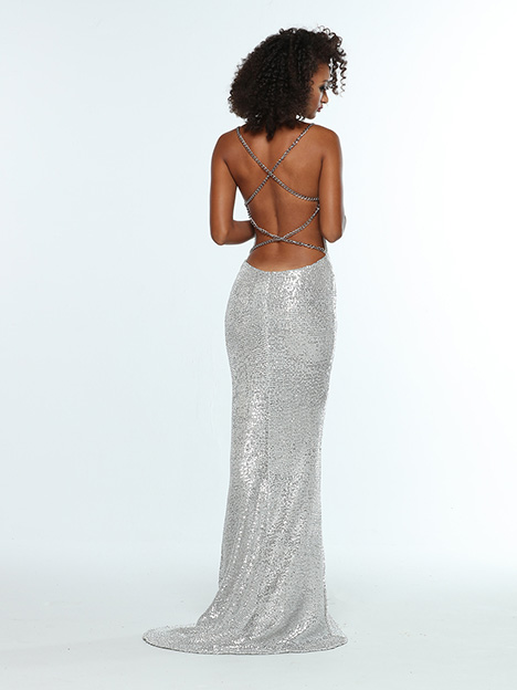31436 Back gown from the 2019 Zoey Grey collection, as seen on Bride.Canada