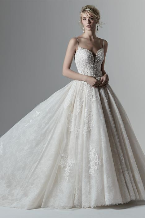 Porter gown from the 2019 Sottero and Midgley collection, as seen on Bride.Canada