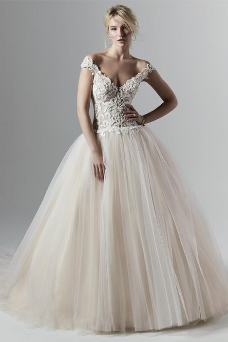 winslet gown from the 2019 Sottero and Midgley collection, as seen on Bride.Canada