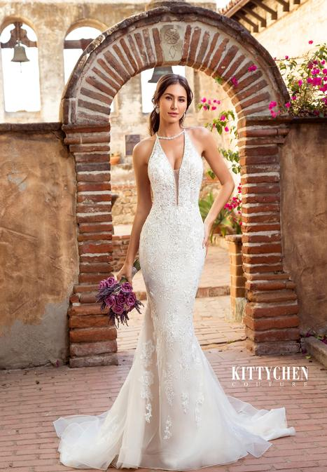 Kiki gown from the 2019 KittyChen Couture collection, as seen on Bride.Canada