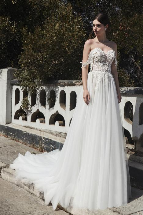 McCall gown from the 2019 L'Amour by Calla Blanche collection, as seen on Bride.Canada