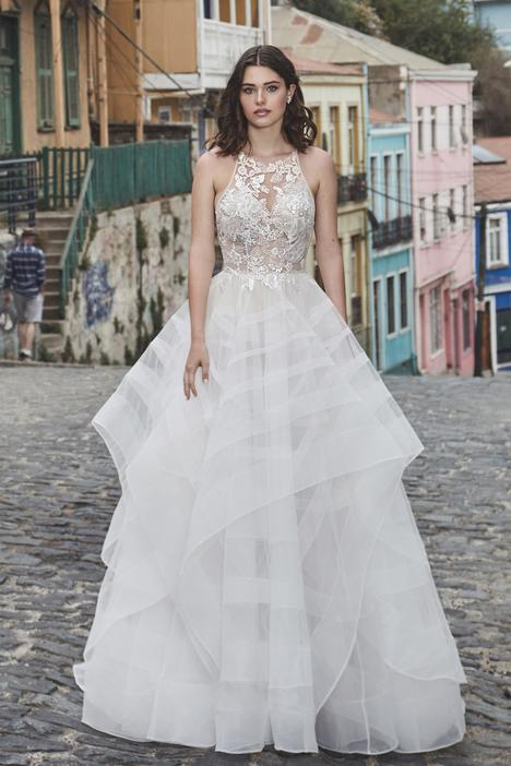 May gown from the 2019 L'Amour by Calla Blanche collection, as seen on Bride.Canada