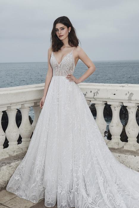 Kasha gown from the 2019 L'Amour by Calla Blanche collection, as seen on Bride.Canada