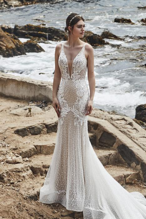 Carolina gown from the 2019 L'Amour by Calla Blanche collection, as seen on Bride.Canada