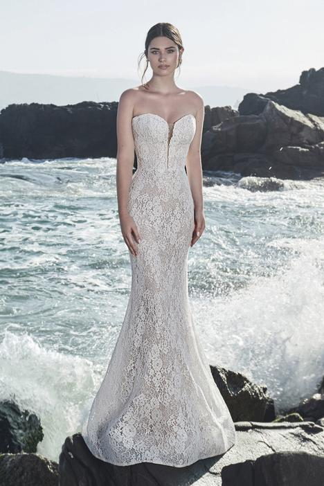 Venus gown from the 2019 L'Amour by Calla Blanche collection, as seen on Bride.Canada
