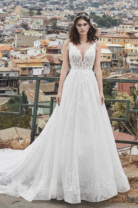 Bloom gown from the 2019 L'Amour by Calla Blanche collection, as seen on Bride.Canada