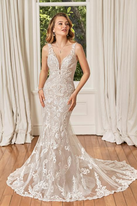 Ciara gown from the 2019 Sophia Tolli collection, as seen on Bride.Canada