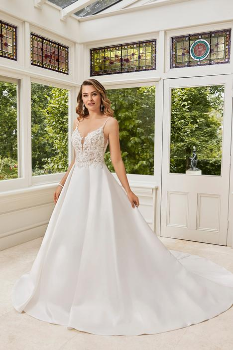 Reanna gown from the 2019 Sophia Tolli collection, as seen on Bride.Canada