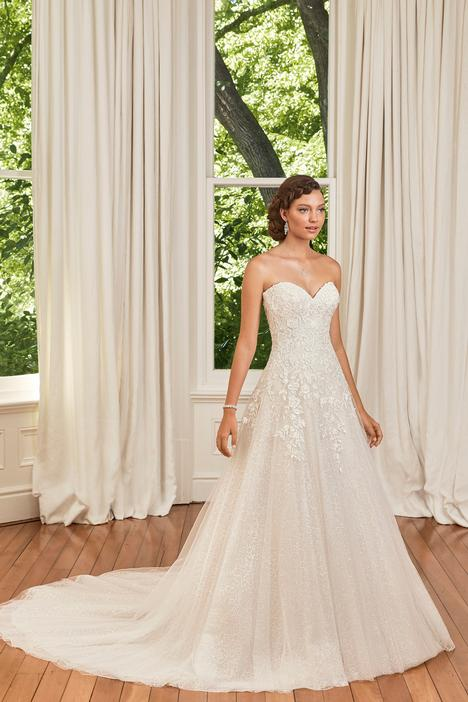 Avery gown from the 2019 Sophia Tolli collection, as seen on Bride.Canada