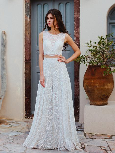 Harper gown from the 2019 Wilderly Bride collection, as seen on Bride.Canada