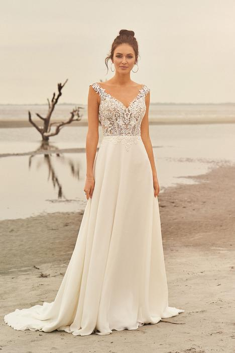 gown from the 2020 Lillian West collection, as seen on Bride.Canada