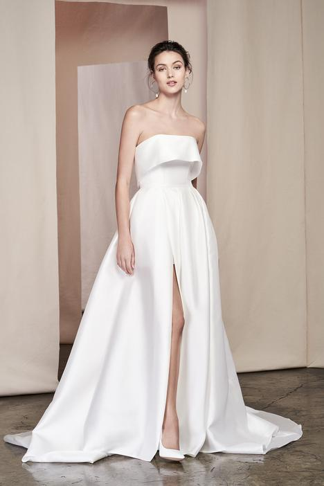 Alder gown from the 2020 Justin Alexander Signature collection, as seen on Bride.Canada