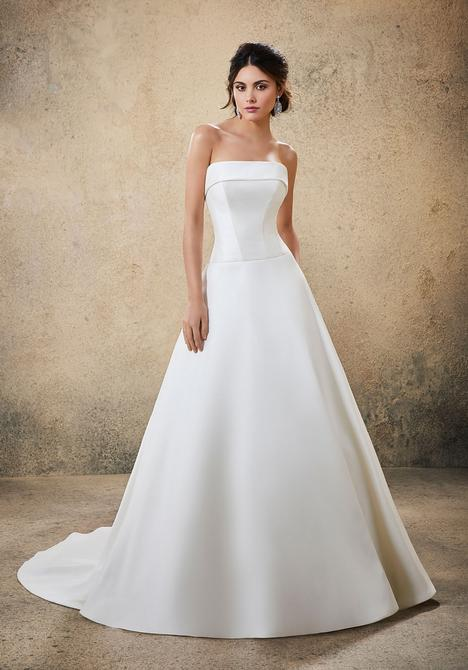 gown from the 2019 Morilee Blu collection, as seen on Bride.Canada