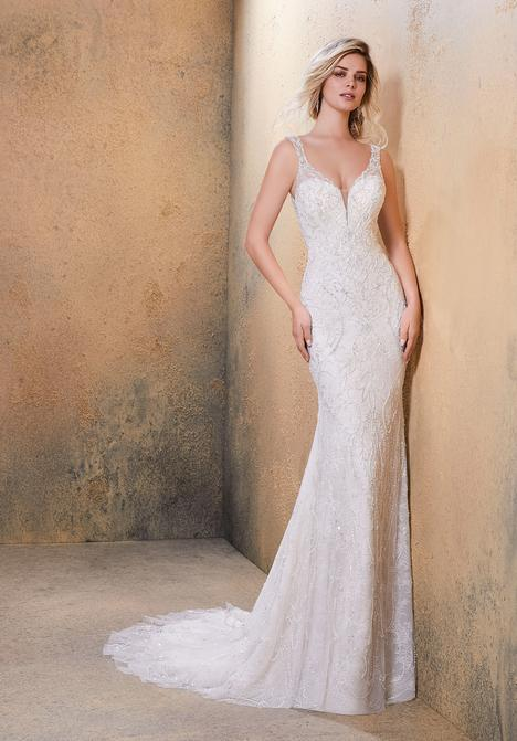 gown from the 2019 Madeline Gardner collection, as seen on Bride.Canada
