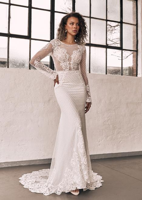 gown from the 2020 Zavana Couture collection, as seen on Bride.Canada