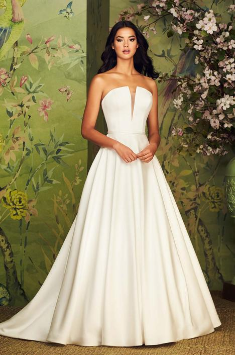 gown from the 2020 Paloma Blanca collection, as seen on Bride.Canada