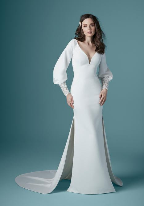 Aberdeen gown from the 2020 Maggie Sottero collection, as seen on Bride.Canada