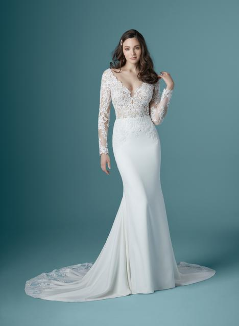Althea gown from the 2020 Maggie Sottero collection, as seen on Bride.Canada