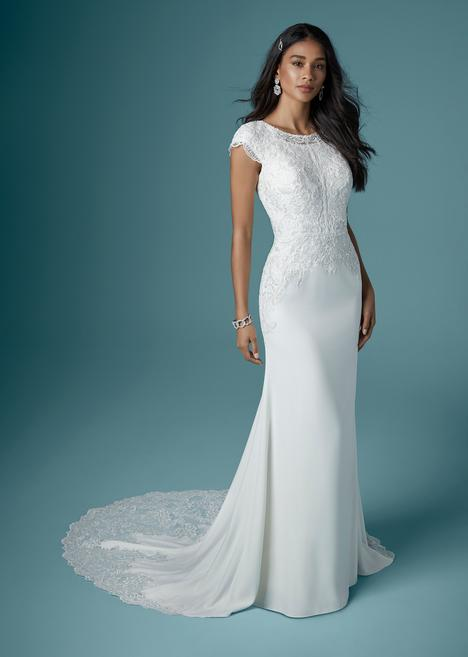 Cosette gown from the 2020 Maggie Sottero collection, as seen on Bride.Canada
