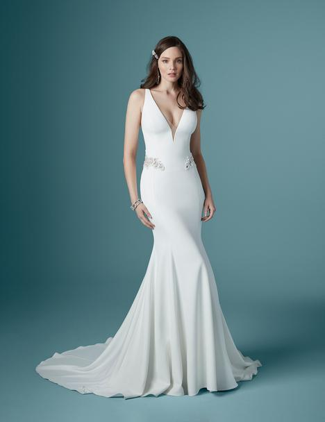 Faith gown from the 2020 Maggie Sottero collection, as seen on Bride.Canada
