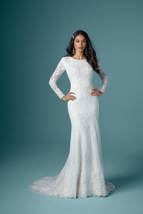 Jordana gown from the 2020 Maggie Sottero collection, as seen on Bride.Canada