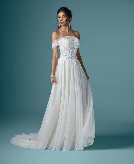 Marlee gown from the 2020 Maggie Sottero collection, as seen on Bride.Canada