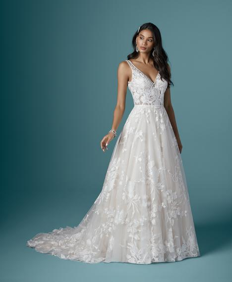 Sasha gown from the 2020 Maggie Sottero collection, as seen on Bride.Canada