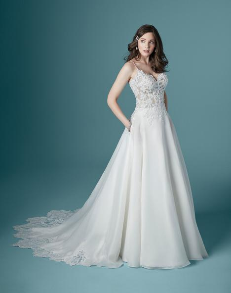 Savannah gown from the 2020 Maggie Sottero collection, as seen on Bride.Canada
