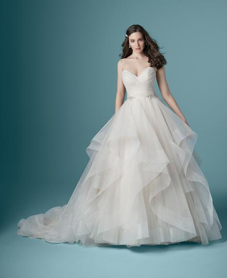 Yasmin gown from the 2020 Maggie Sottero collection, as seen on Bride.Canada