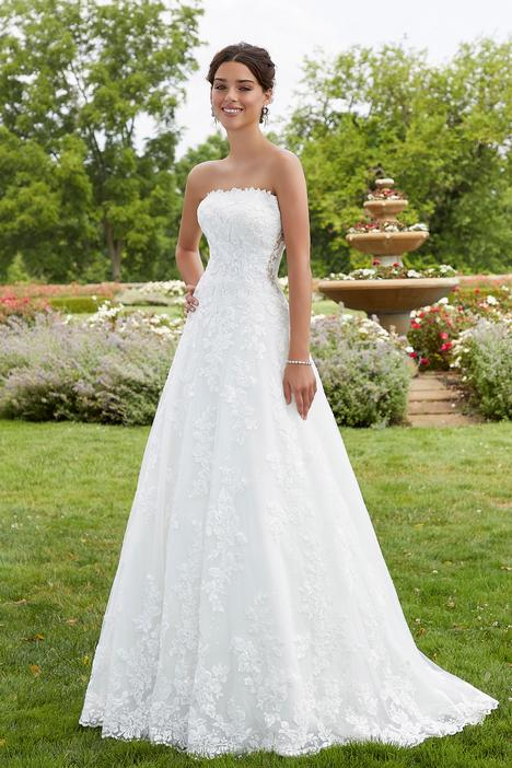 gown from the 2020 Morilee Blu collection, as seen on Bride.Canada