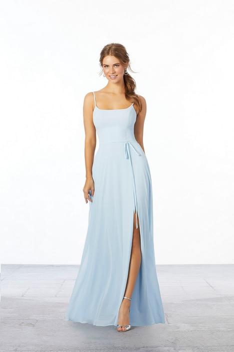gown from the 2020 Morilee Bridesmaids collection, as seen on Bride.Canada