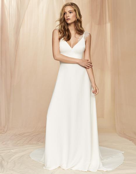 Aida gown from the 2020 Savannah Miller Bridal collection, as seen on Bride.Canada