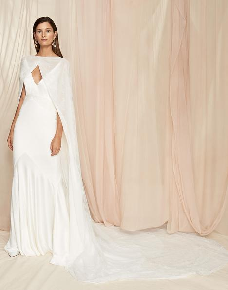 Grace gown from the 2020 Savannah Miller Bridal collection, as seen on Bride.Canada