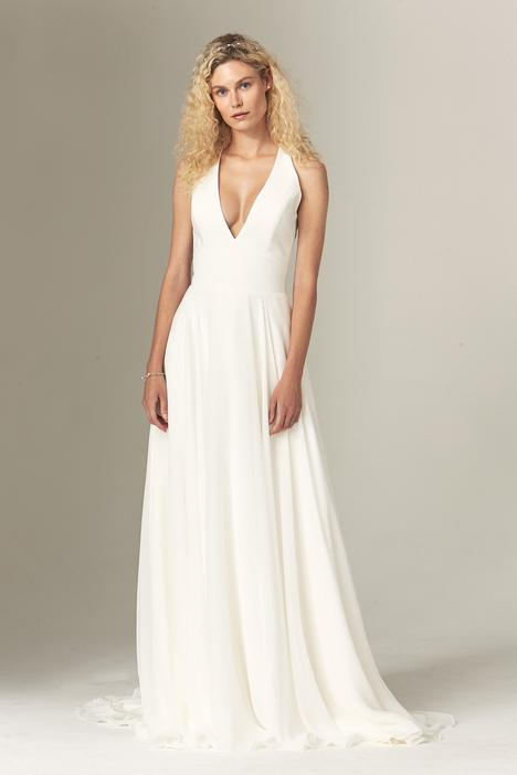 Elizabeth gown from the 2019 Savannah Miller Bridal collection, as seen on Bride.Canada