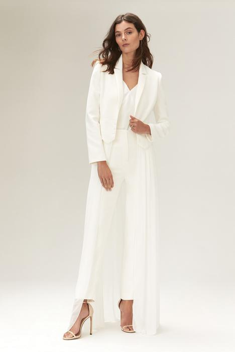 Eve gown from the 2019 Savannah Miller Bridal collection, as seen on Bride.Canada