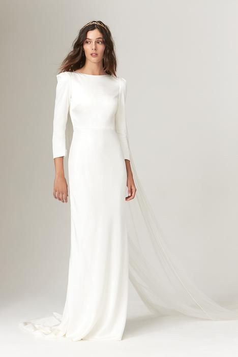 Gwendolyn gown from the 2019 Savannah Miller Bridal collection, as seen on Bride.Canada