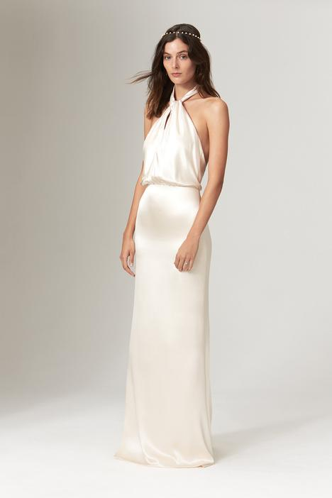 Ruby gown from the 2019 Savannah Miller Bridal collection, as seen on Bride.Canada