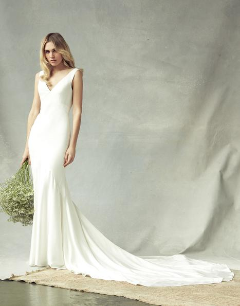 Annabelle gown from the 2020 Savannah Miller Bridal collection, as seen on Bride.Canada
