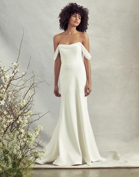 Bluebell gown from the 2020 Savannah Miller Bridal collection, as seen on Bride.Canada