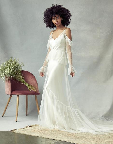 FAye gown from the 2020 Savannah Miller Bridal collection, as seen on Bride.Canada