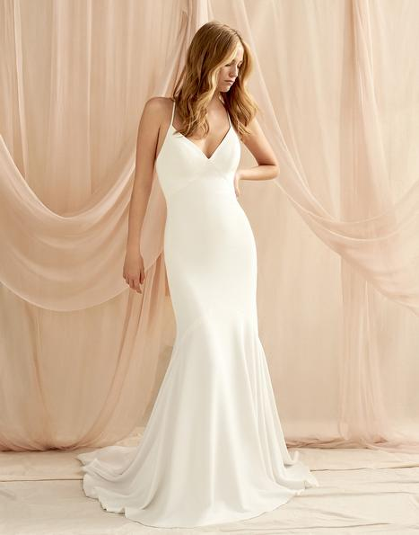 Talitha gown from the 2020 Savannah Miller Bridal collection, as seen on Bride.Canada