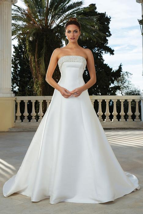 gown from the 2020 Justin Alexander collection, as seen on Bride.Canada