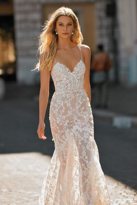 gown from the 2020 Berta Privée collection, as seen on Bride.Canada