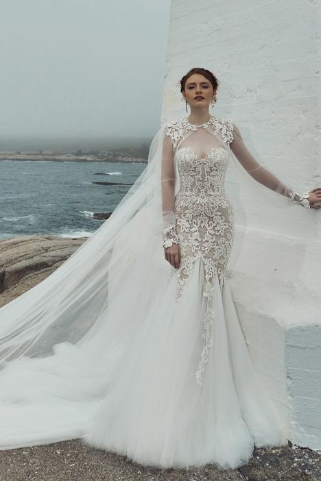 Piper gown from the 2020 L'Amour by Calla Blanche collection, as seen on Bride.Canada