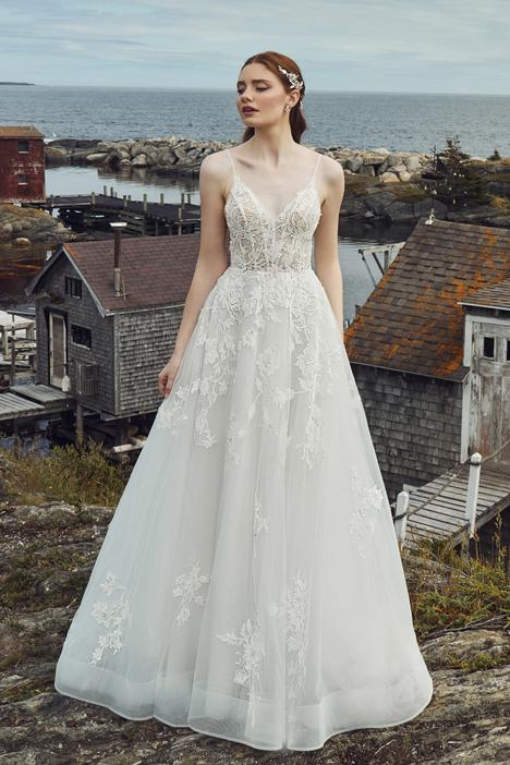 Clarissa gown from the 2020 L'Amour by Calla Blanche collection, as seen on Bride.Canada
