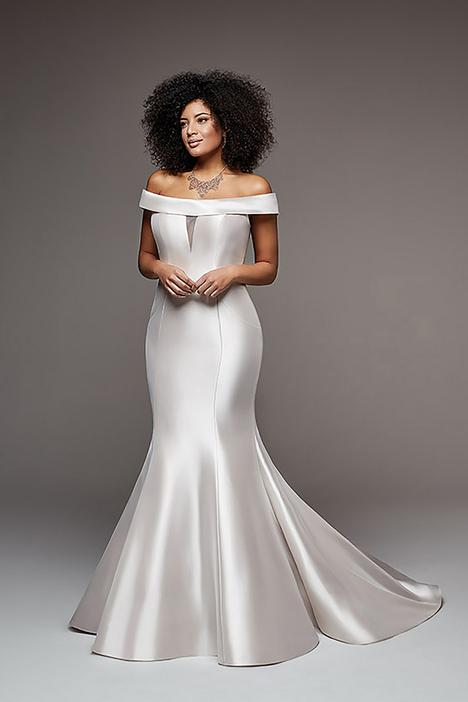 gown from the 2020 Eddy K Milano collection, as seen on Bride.Canada