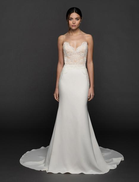 Lola gown from the 2019 Tara Keely by Lazaro collection, as seen on Bride.Canada